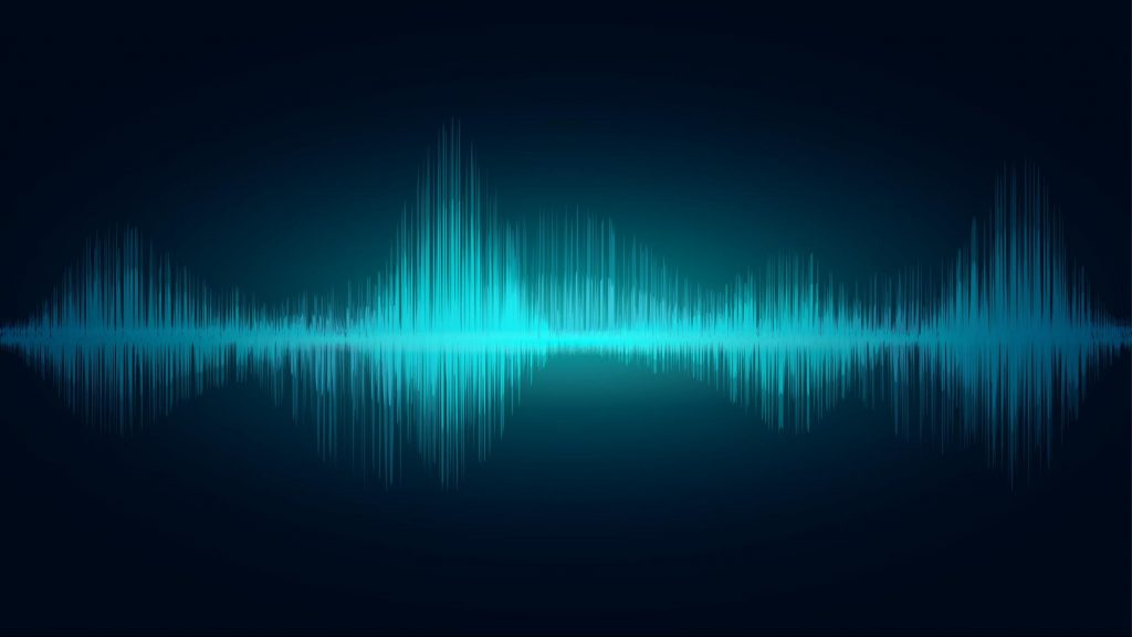 sound eaves to symbolize speech understanding technology
